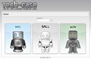 Tech Ease website