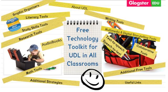 UDL toolkit